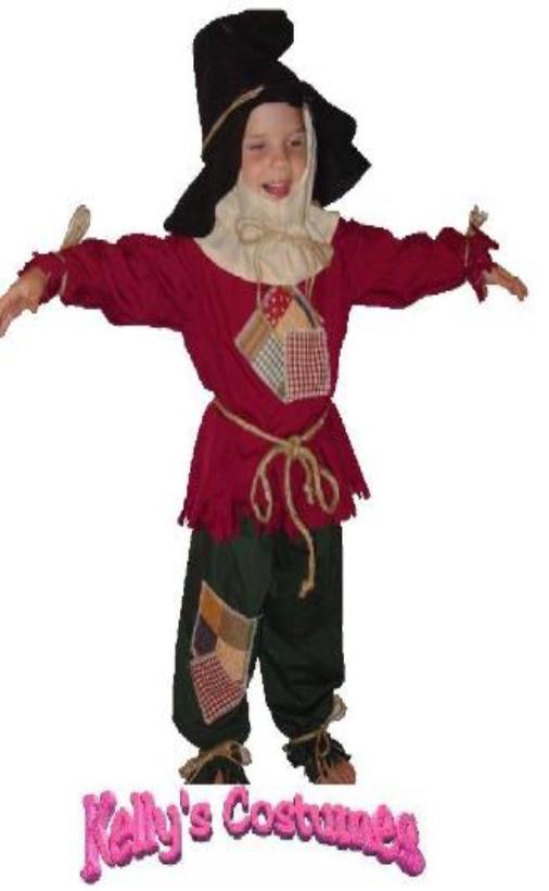 Homemade Quality Scarecrow Costume | WeHaveCostumes